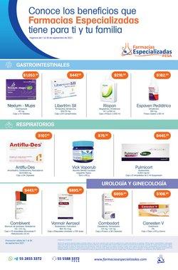 Ofertas de Farmacias y Salud en el catálogo de Farmacias Especializadas ( 11 días más)