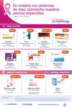 Ofertas de Perfumerías y Belleza en el catálogo de Farmacias Especializadas ( 4 días más)