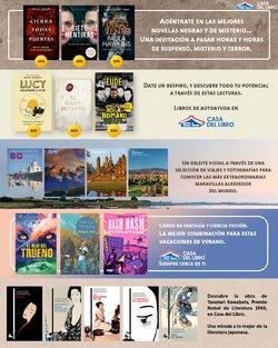 Ofertas de Librerías y Papelerías en el catálogo de La casa del Libro ( 4 días más)