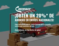 Ofertas de Libros y ocio  en el folleto de RedPack en Salina Cruz