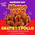 Catálogo El Pollo Loco ( Caducado )