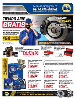 Ofertas de Napa Auto partes  en el folleto de Mérida