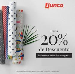 Cupón Telas Junco en Heróica Caborca ( 3 días más )