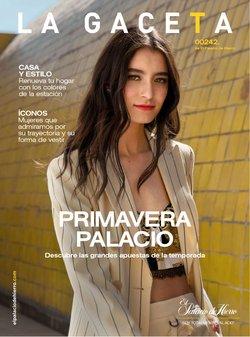 Catálogo Palacio de Hierro en Guadalajara ( Publicado ayer )