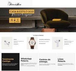 Catálogo Palacio de Hierro en Monterrey ( 3 días más )