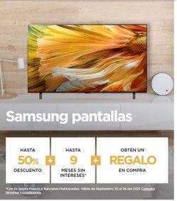 Ofertas de Samsung en el catálogo de El Palacio de Hierro ( 2 días más)