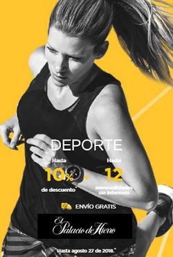 Ofertas de Palacio de Hierro  en el folleto de Ciudad de México