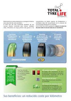 Ofertas de Bridgestone en el catálogo de Grupo Lotus ( Vence mañana)