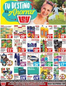 Ofertas de Hiper-Supermercados en el catálogo de Casa Ley en La Paz ( 3 días más )