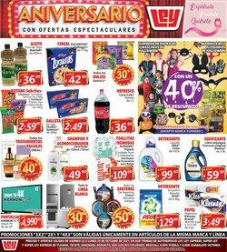 Ofertas de Hiper-Supermercados en el catálogo de Casa Ley ( Vence mañana)