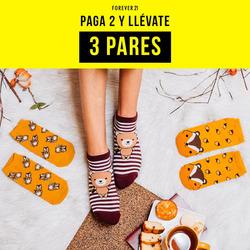 Ofertas de Forever 21  en el folleto de Cuajimalpa de Morelos