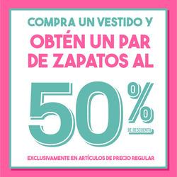 Ofertas de Forever 21  en el folleto de Cuauhtémoc (Ciudad de México)