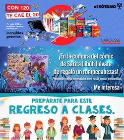 Catálogo El Sótano ( 26 días más)