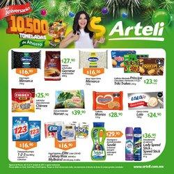 Ofertas de Arteli en el catálogo de Arteli ( 6 días más)