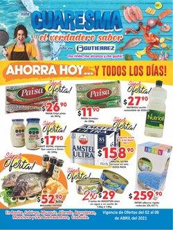 Catálogo Super Gutierrez ( Caducado )