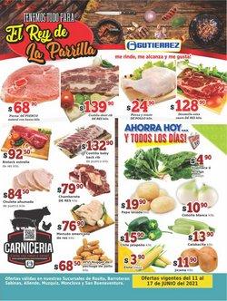 Catálogo Super Gutierrez ( Vence mañana)