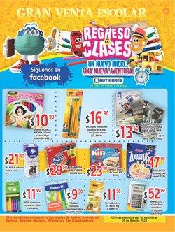 Ofertas de Hiper-Supermercados en el catálogo de Super Gutierrez ( Publicado hoy)