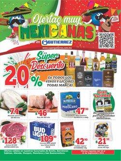 Catálogo Super Gutierrez ( Vence hoy)