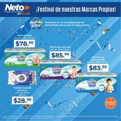 Ofertas de Tiendas Neto en el catálogo de Tiendas Neto ( Vence hoy)
