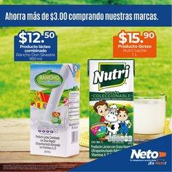 Ofertas de Hiper-Supermercados en el catálogo de Tiendas Neto ( Vence hoy)