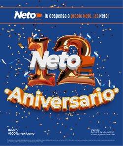 Catálogo Tiendas Neto ( 5 días más)