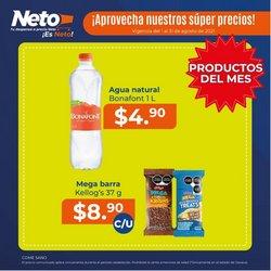 Ofertas de Hiper-Supermercados en el catálogo de Tiendas Neto ( Publicado ayer)