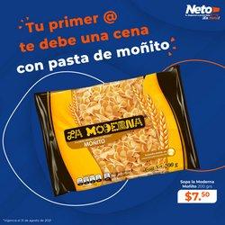 Ofertas de Tiendas Neto en el catálogo de Tiendas Neto ( 10 días más)