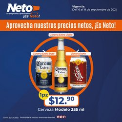 Catálogo Tiendas Neto ( 10 días más)