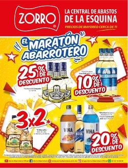 Ofertas de Zorro en el catálogo de Zorro ( Vencido)