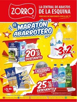 Catálogo Zorro ( 2 días más)
