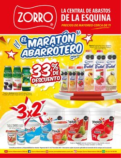 Ofertas de Zorro en el catálogo de Zorro ( Vence mañana)