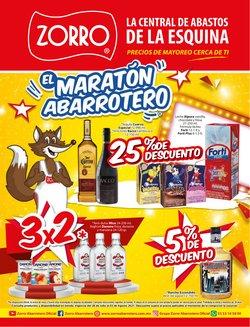 Ofertas de Hiper-Supermercados en el catálogo de Zorro ( Vence hoy)