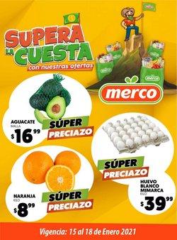 Catálogo Merco en San Pedro Garza García ( Caducado )