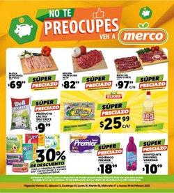 Catálogo Merco en Saltillo ( Caducado )