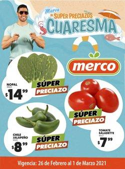 Catálogo Merco en Monterrey ( Caducado )