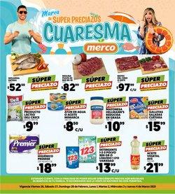 Catálogo Merco en Saltillo ( 2 días más )