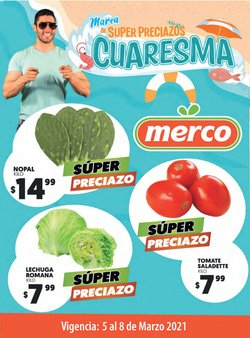Catálogo Merco en Monterrey ( 3 días más )
