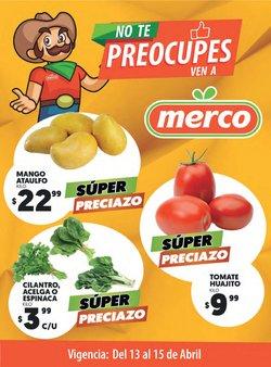 Catálogo Merco ( Vence mañana )