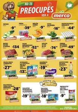 Ofertas de Merco en el catálogo de Merco ( Vencido)