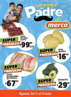 Catálogo Merco ( Vence hoy)