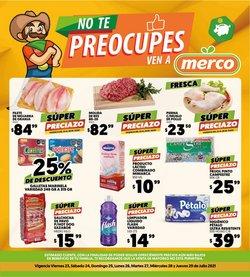 Catálogo Merco ( Publicado hoy)