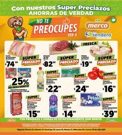 Ofertas de Merco en el catálogo de Merco ( 4 días más)