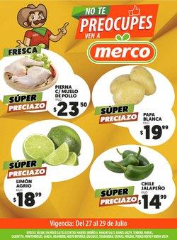 Catálogo Merco ( Vence mañana)