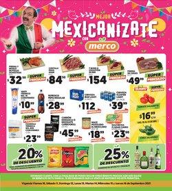 Ofertas de Merco en el catálogo de Merco ( Vence hoy)