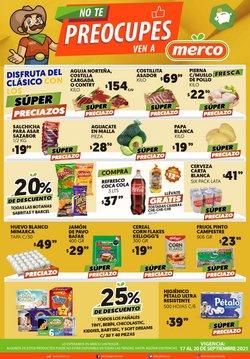 Ofertas de Merco en el catálogo de Merco ( Publicado ayer)