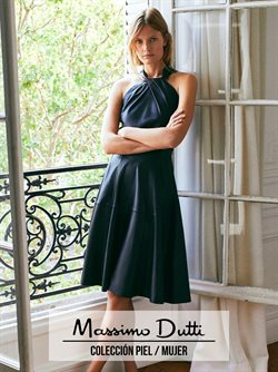 Catálogo Massimo Dutti ( 25 días más )