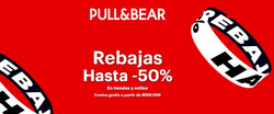 Cupón Pull & Bear en Ciudad de México ( 16 días más )