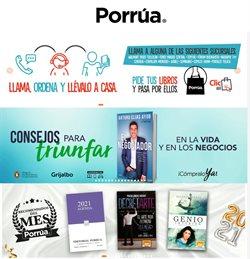 Catálogo Librería Porrúa ( Vencido)