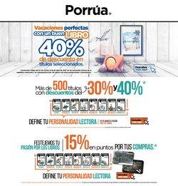 Ofertas de Librerías y Papelerías en el catálogo de Librería Porrúa en León ( 6 días más )