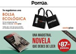 Ofertas de Librería Porrúa en el catálogo de Librería Porrúa ( Vencido)